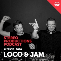 Chus & Ceballos - Stereo productions_podcast 165 with Loco & Jam