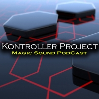 Kontroller Project - Magic Sound Podcast New Year 2020