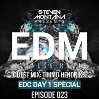 Steven Montana - EDM Madness Radio 23 Guest Mix Timmo Hendriks